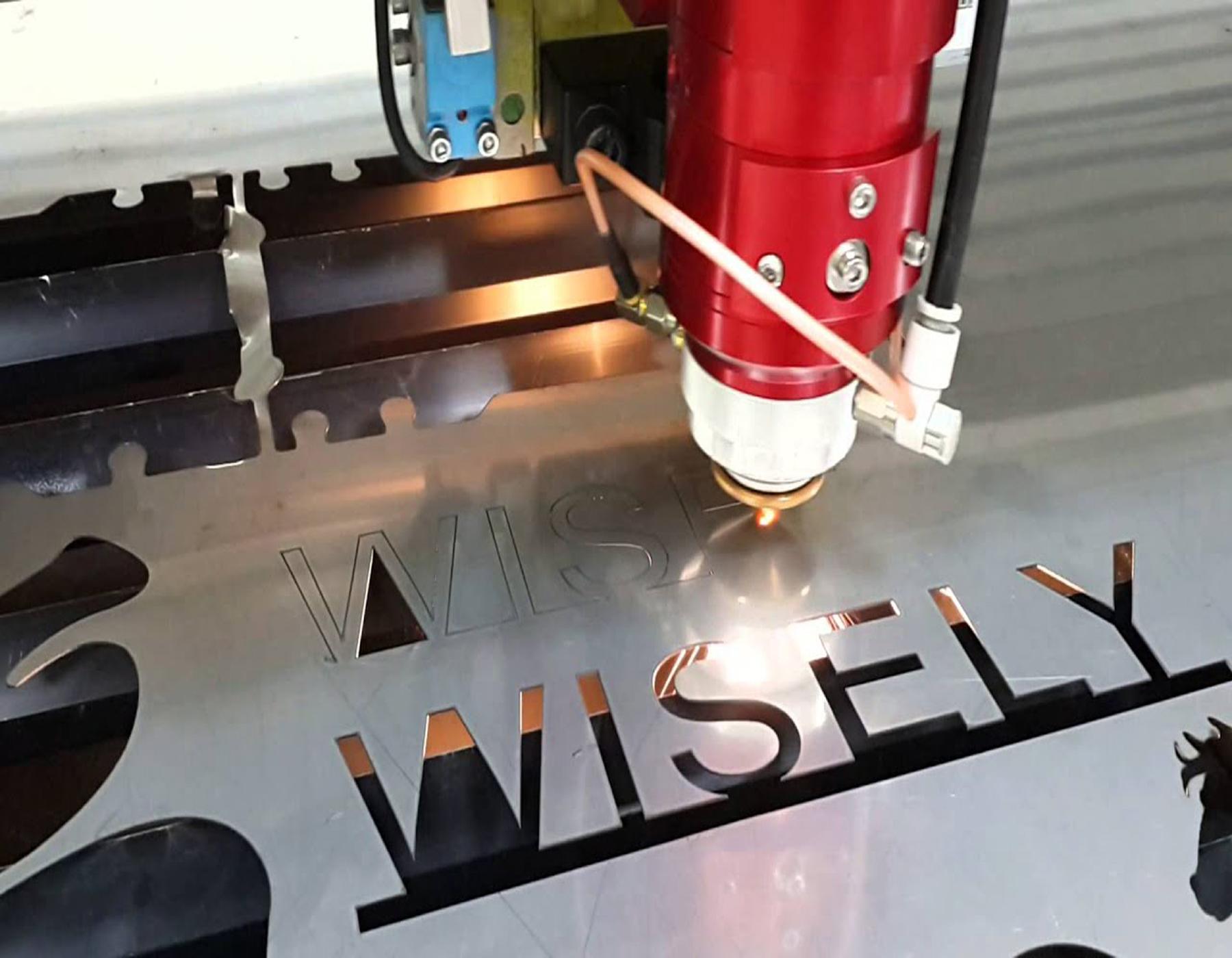 mesin laser cutting, peluang bisnis infinity