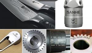 mesin laser cutting metal pada home appliances